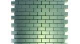Stainless Steel Brick Mosaic